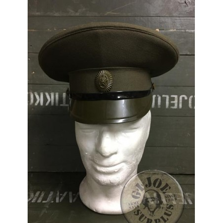SOVIET UNION ARMY OFFICERS CAP /OFFICERS COMBAT NEW