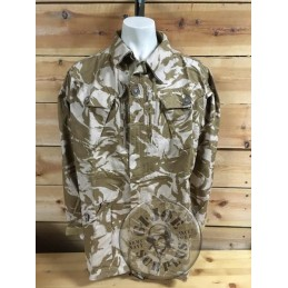 BRITISH ARMY DESERT DPM CAMO UNIFORM NEW / RIPSTOP JAQUET