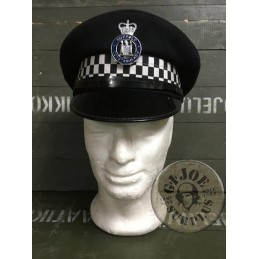 BRITISH POLICE CAP SUFFOLK /COLLECTORS ITEM