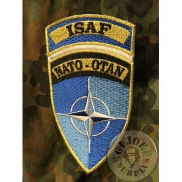 GERMAN ARMY VELCRO ISAF PATCH