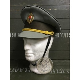 SLOVAKIAN ARMY MUSIC BANDS OFFICERS CAPS NEW