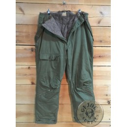 "US ARMY ""TYPE A-9"" PILOT TROUSERS USAAF WWII USED /COLLECTORS ITEM"