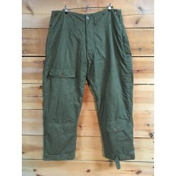 """US ARMY """"TYPE A-9"""" PILOT TROUSERS USAAF WWII USED /COLLECTORS ITEM"""