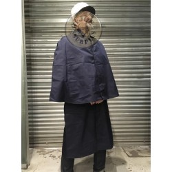 SCOTTISH UNITS WATERPROOF CAPE AS NEW CONDITION