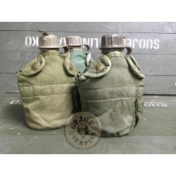 US ARMY ALICE COMBAT SYSTEMA EQUIPMENT USED/CANTEEN+ POUCH