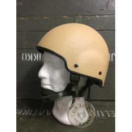 "COLLECTORS ITAME!! BRITISH ARMY KEVLAR HELMET ""MK7"" NEW"