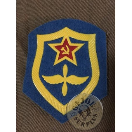 SOVIET UNION PATCH /AIRFORCE