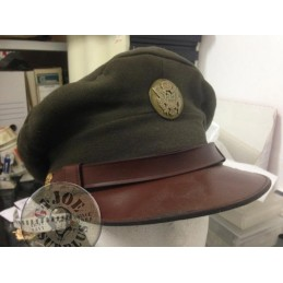 SOLD IN THE STORE!!! OFFICERS CAP US ARMY WWII