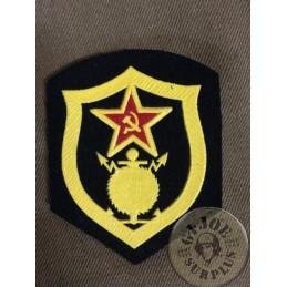 PARCHES GENUINOS UNION SOVIETICA /TROPAS DE CONSTRUCCION