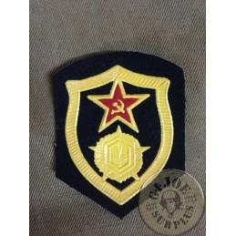 PARCHES GENUINOS UNION SOVIETICA /TROPAS GUERRA QUIMICA