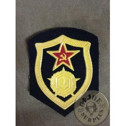 SOVIET UNION PATCHES /NBC TROOPS