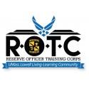 "SUDADERA ""USAF ROTC/RESERVA TRAINING CORPS"" COMO NUEVA"