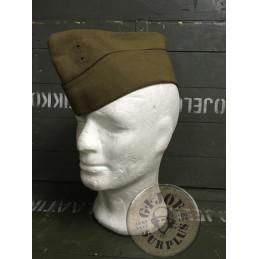 DANISH ARMY WOOL GARRISON CAP USED