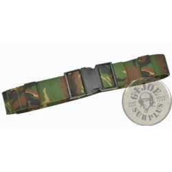 DUTCH ARMY DPM CAMO COMBAT BELT NEW