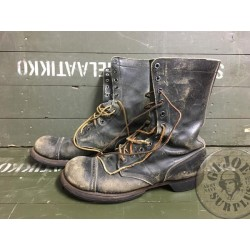 "US ARMY WWII GENUINE ""CORCORAN JUMP BOOTS"" SIZE 8B GRADE B /UNIQUE PIECE"
