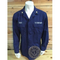 COLLECTOR ITEM /USCG OPERATION SHIRT T-44