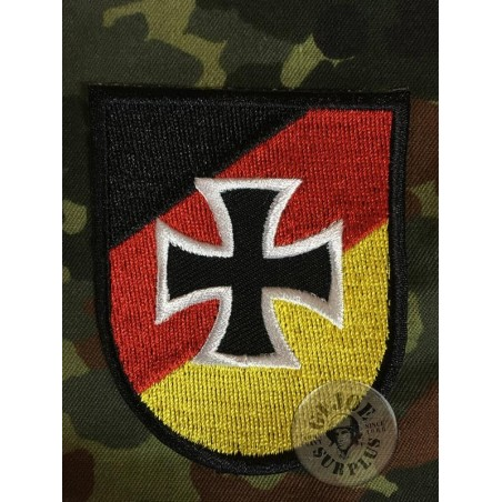 XGERMAN ARMY PATCH /RESERVIST CORPS