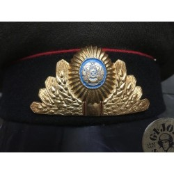 KAZAKHISTAN ARMY CAP BADGES /HIGH OFFICERS