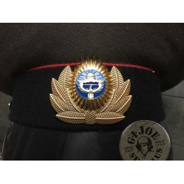 UZBEKHISTAN ARMY CAP BADGES /OFFICERS