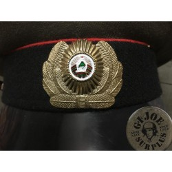BELORUS BORDER GUARDS CAP BADGES /OFFICERS