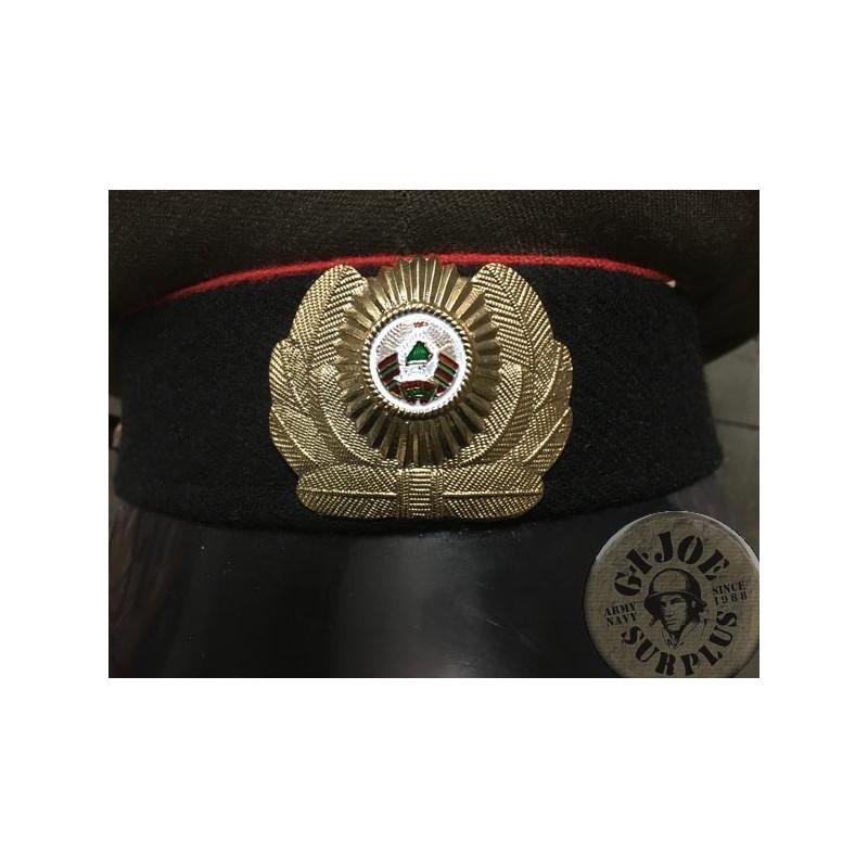 BELORUS BORDER GUARDS CAP BADGES /OFFICERS