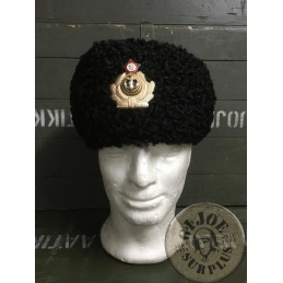 SOVIET UNION NAVY ASTRAKAN FUR HAT NEW /COLLECTORS PIECE