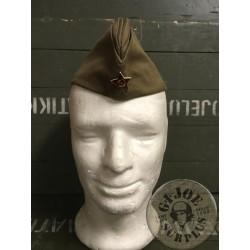 GORRA CUARTELERA URSS PILOTKA M1969