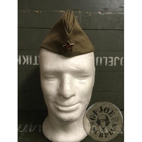"SOVIET UNION M1969 ""PILOTKA"" GARRISON CAP NEW"