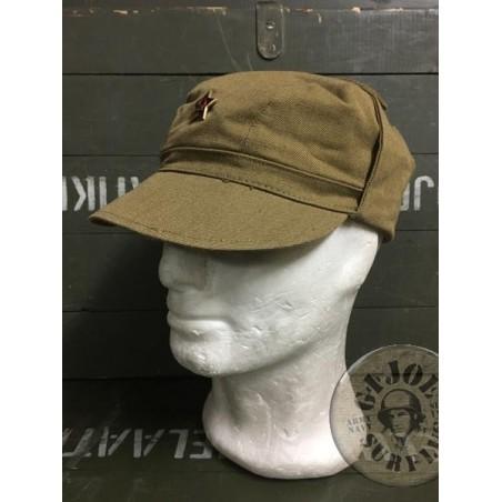 SOVIET UNION AFGHANKA UNIFORM USED CAP