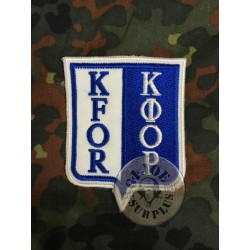 GERMAN ARMY KFOR PATCH