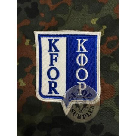 XGERMAN ARMY KFOR PATCH