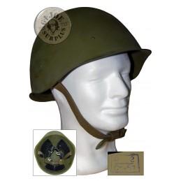 "CASCO ACERO UNION SOVIETICA ""SSH40"" NUEVOS"