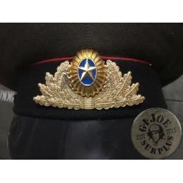 INSIGNIES METALIQUES GORRA ESERCIT KAZAKHASTAN /OFICAL D´ALTA GRADUACIO