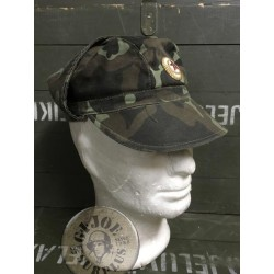 UNIQUE COLLECTOR ITEM/SOVIET UNION FLORA CAMO CAP USED