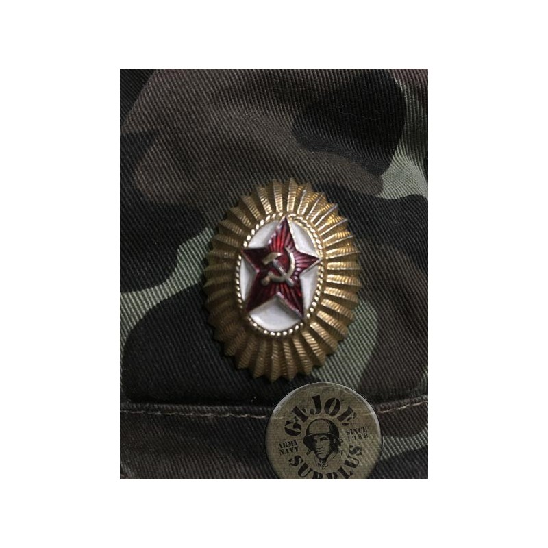 SOVIET UNION CAPS BADGES OFFICERS EVERY DAY NEW