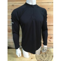 "TACTICAL LONG SLEEVE  UBAC BRITISH ""POLICE"" USED SUPER GRADE1 BLACK COLOUR"