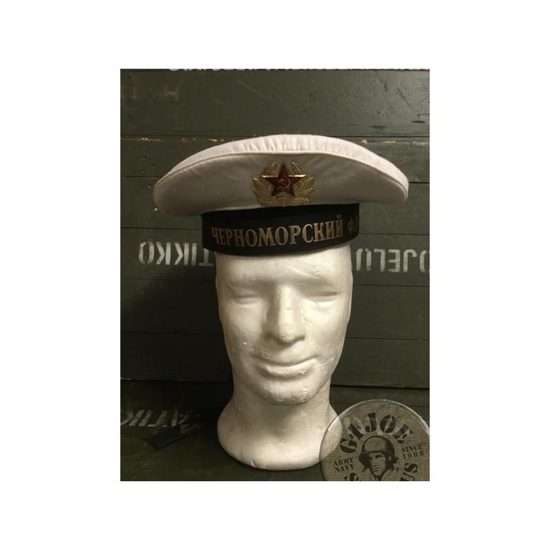 GORRA MARINERO UNION SOVIETICA USADAS
