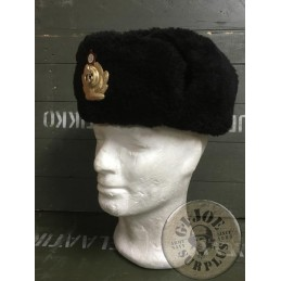 SOVIET UNION NAVY USHANKA HAT NEW /COLLECTORS PIECE