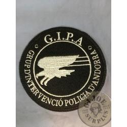 PEGAT GRUP D´INTERVENCIO POLICIA D´ANDORRA NOUS