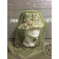 BRITISH ARMY MOSKITO NET NEW CONDITION
