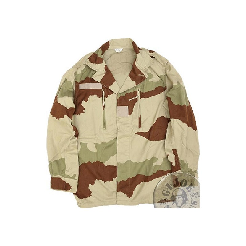 FRENCH ARMY DESERT CEE F2 JACKET NEW