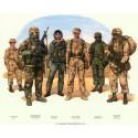 UNIFORMITAT US ARMY NIGHT DESERT CAMO NOVES /PARKA