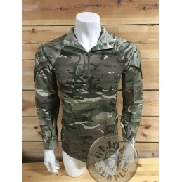 UBAC BRITISH ARMY TACTICAL SHIRT MTP CAMO BRAND NEW