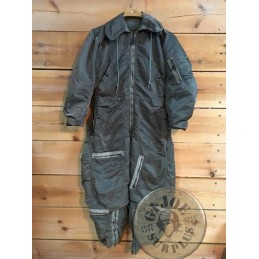 "US AIR FORCE KOREAN WAR ""CWU 1/P"" PILOT COVERALL USED"