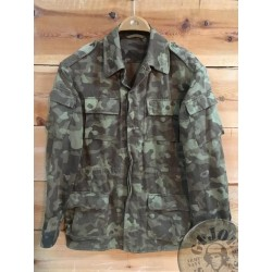 SOVIET UNION AFGHANKA FLORA CAMO COMBAT JACKET /COLLECTORS ITEM