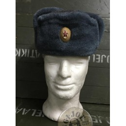 SOVIET UNION ARMY GENUINE USHANKA HATS