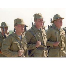 """GORRA """"AFGHANKA"""" UNION SOVIETICA NUEVAS"""