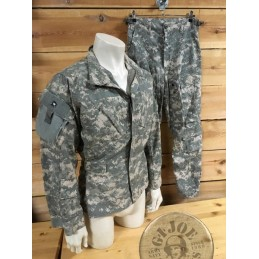 "SET CHAQUETILLA+PANTALON ""US ARMY CAC PILOTO DE HELICOPTEROS"" CAMO AT DIGITAL USADOS"