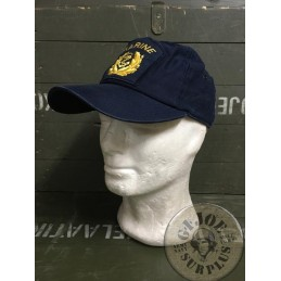 NAVY GERMAN CAP
