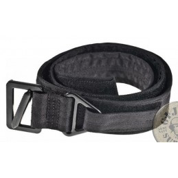 "TACTICAL TROUSER BELT ""RECON"" BLACK COLOUR"